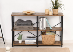 Bowerton Industrial Console Table
