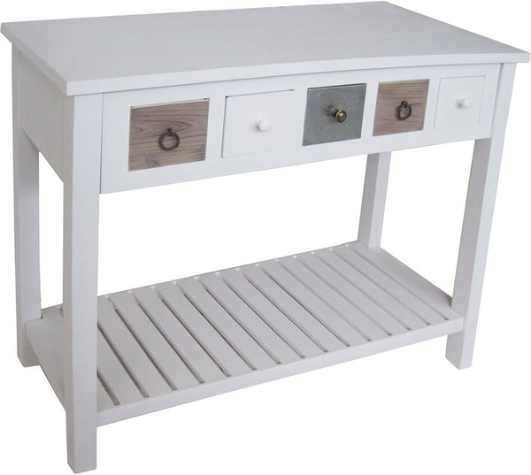 Alice Console Table - 5 Drawers