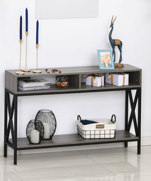 Fairfield Industrial Style Console Table