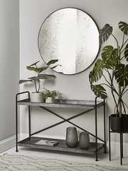 Danilo Industrial Console Table