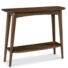 Jago Walnut Console Table