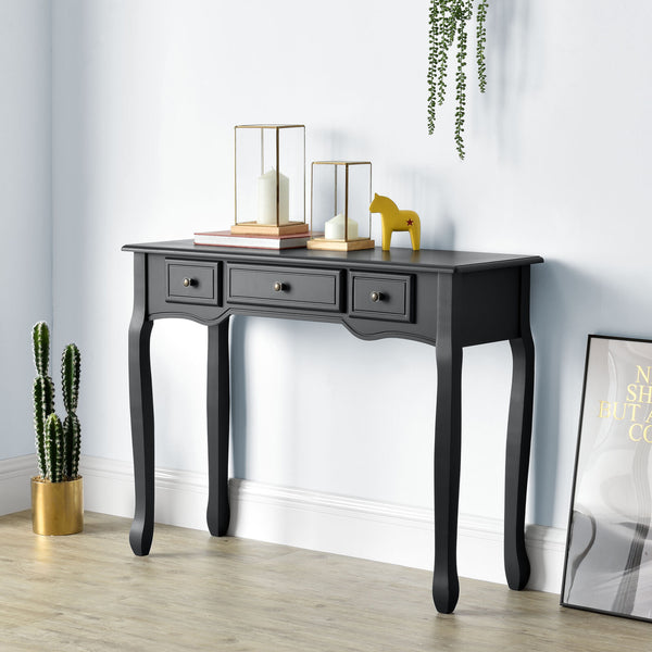 Helena Console Table - Black