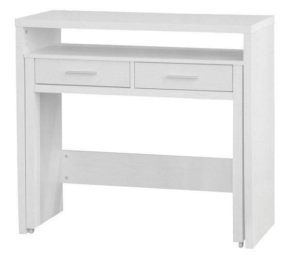 Nimbus Modern Console Table - White