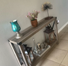 Hobart Industrial Console Table