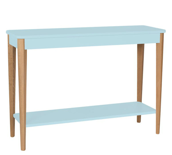 Elsie Console Table - Light Turquoise