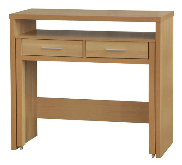 Nimbus Modern Console Table - Beech