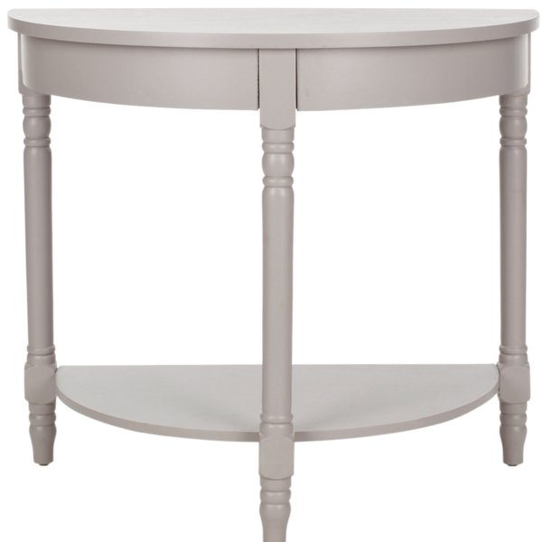 Montana Console Table - 1 Shelf - Grey Overcast