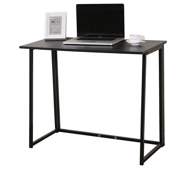 Workstation Console Table - Black