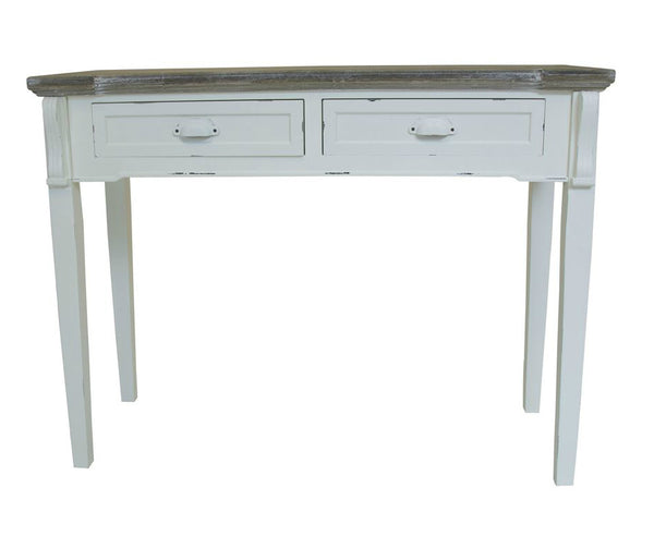Beatrice Shabby Chic Console Table