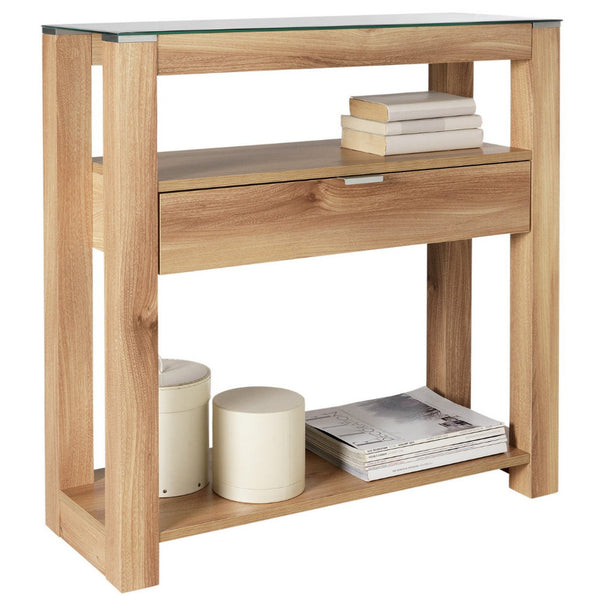 Henry Cubic Console Table