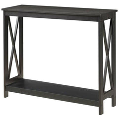 Cambridge Console Table - Black