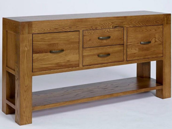 Solos Rustic Console Table