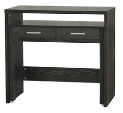 Nimbus Modern Console Table - Black
