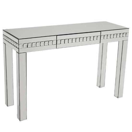 San Remo Glass Console Table