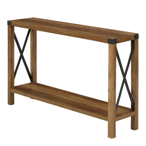 Amani Console Table - Oak