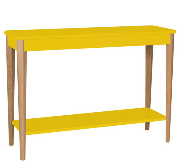 Elsie Console Table - Yellow