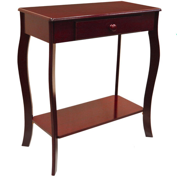 Kimu Wooden Console Table With 1 Drawer