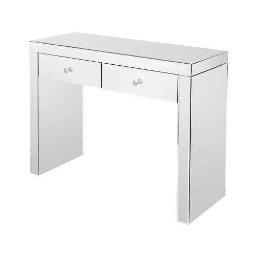 Amara Mirrored Console Table