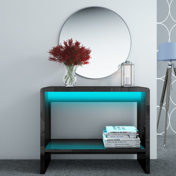 LED Console Table
