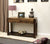 Akio Walnut Console Table