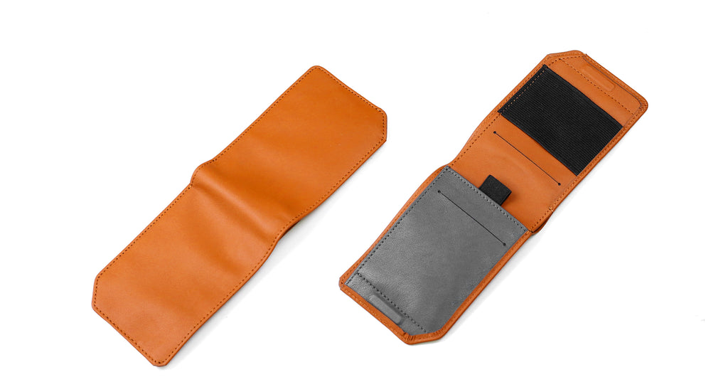 RONTHEA Walletic - Redefined A Minimalist RFID Travel Wallet