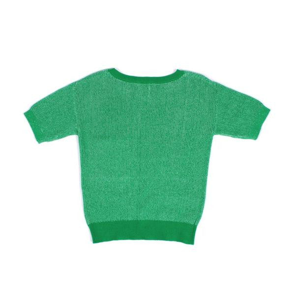 Knit Planet - Breezy Jumper Leaf Green