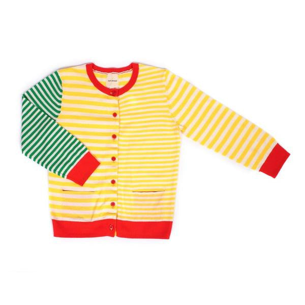 Knit Planet - Blazing Cardigan - Multicolours