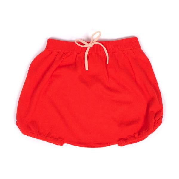 Knit Planet - Sprout Shorts Orange