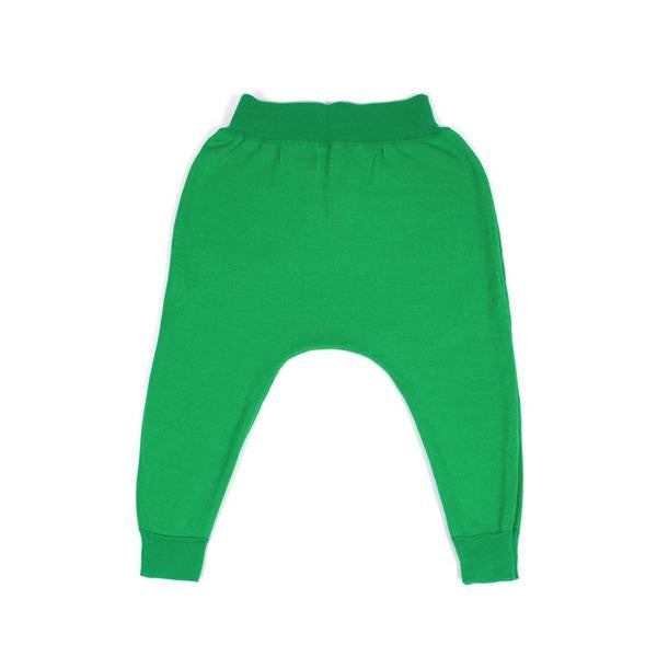 Knit Planet - Comfy Trousers - Leaf Green