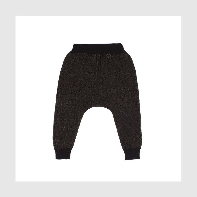 Knit Planet - Comfy Trousers - Night Black