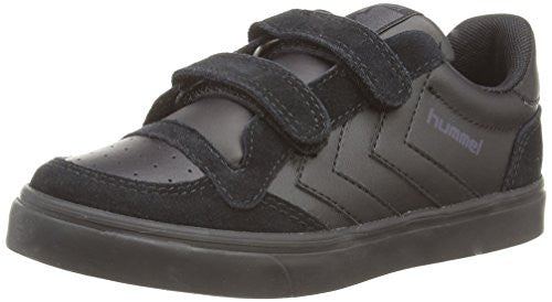 Hummel - Stadil Jr Lo  - Black - Little GEMS Boutique - 1