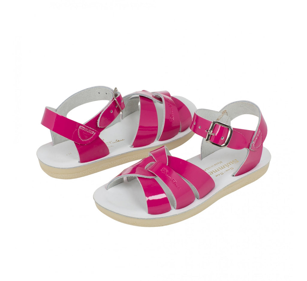 Sun Sandals - Swimmer - Fuchsia - Little GEMS Boutique - 2