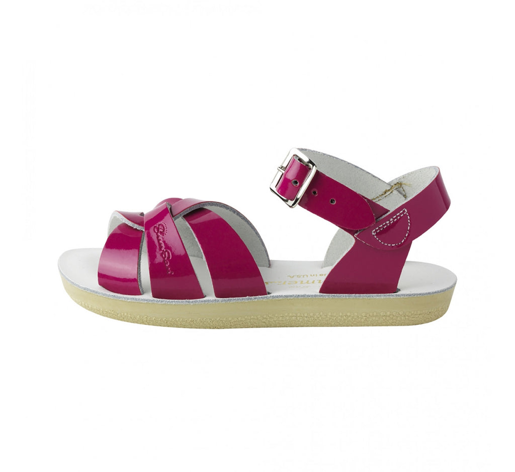 Sun Sandals - Swimmer - Fuchsia - Little GEMS Boutique - 3