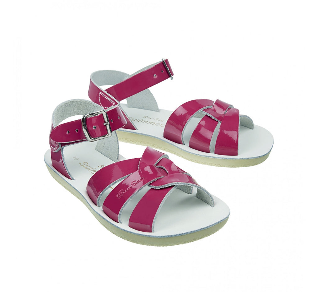 Sun Sandals - Swimmer - Fuchsia - Little GEMS Boutique - 4