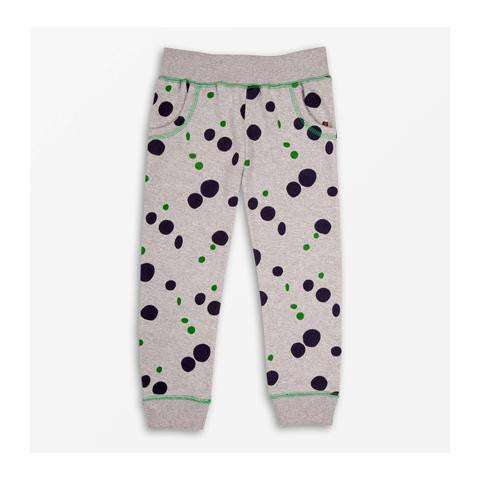 Where's that Bear - Puddle Sport Jersey Joggers Grey Marl