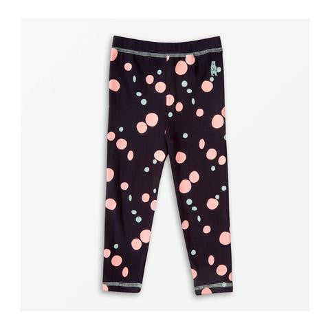 Where's that Bear - Puddle Sport Jersey Leggings Midnight Blue