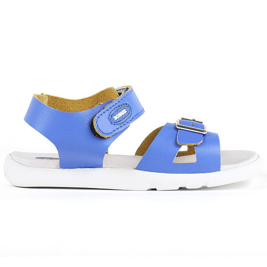 Bobux - I Walk - Pop Sandal - Blue Sandal Bobux - Little GEMS Boutique