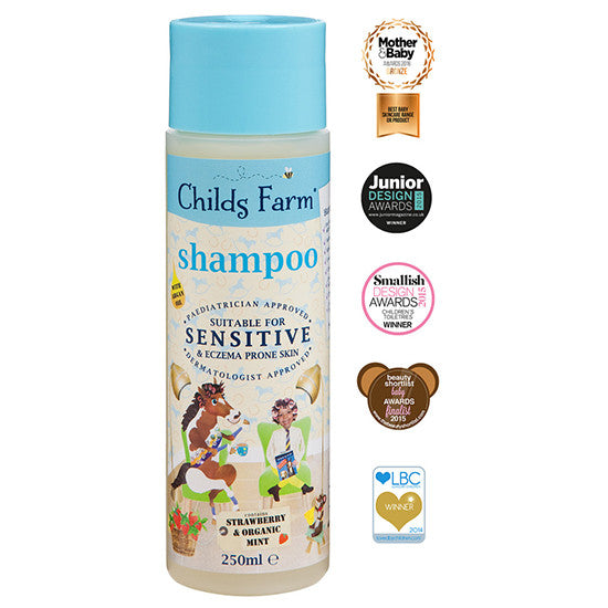 Childs Farm shampoo bubble bath Childs Farm - Little GEMS Boutique