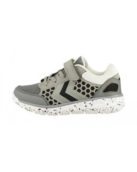 Hummel - Crosslite Sneaker Jr - Castle Rock - Little GEMS Boutique - 1