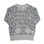 Boys&Girls ABC Sweat Crew - Little GEMS Boutique - 1