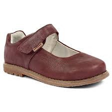 Pediped - Ann - Oxblood Red