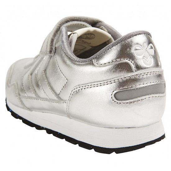 Hummel - Reflex Metallic Low - Silver - Little GEMS Boutique - 4