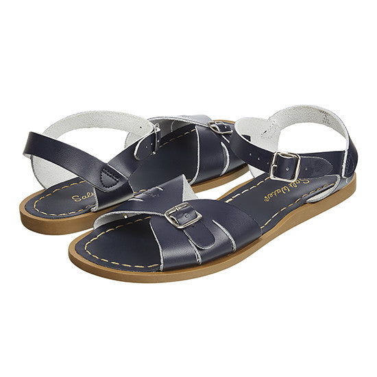 Salt-Water Classic Sandal - Navy - Little GEMS Boutique - 1