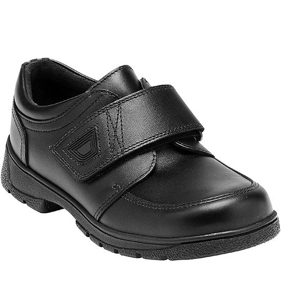 Start Rite - Accelerate - Black Leather School Shoes shoes start rite - Little GEMS Boutique