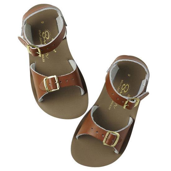 Sun Sandals - Surfer - Tan - Little GEMS Boutique - 1