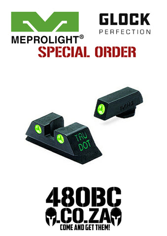 Meprolight Glock Tru Dot Night Sight
