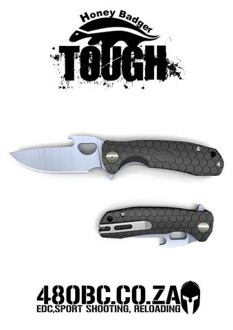 Honey Badger Large Opener - Black