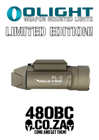 Olight PL-2 Valkyrie WML - FDE Limited Edition