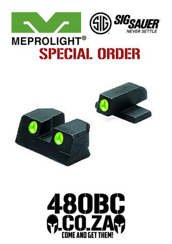 Meprolight Sig Sauer Tru Dot Night Sight