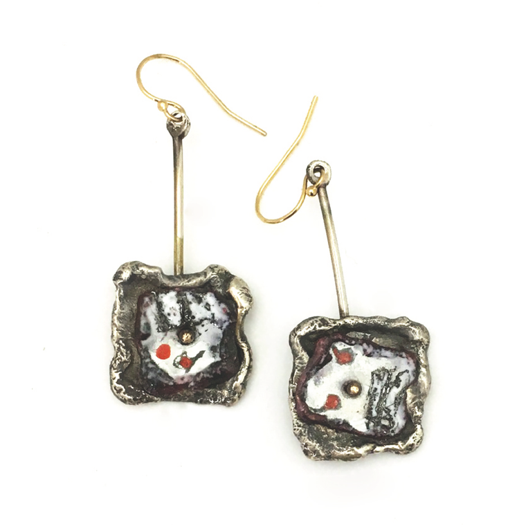 Secret Code - Earrings